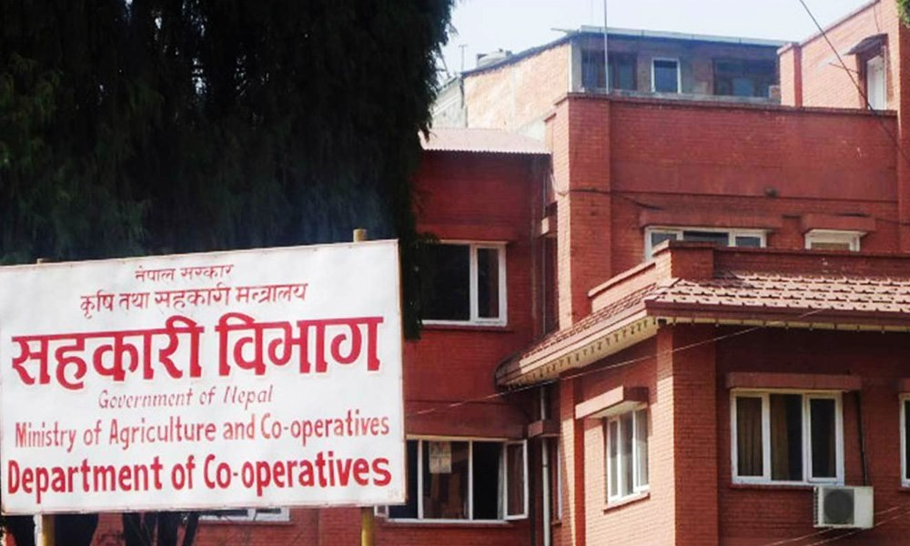 Cooperatives have a favorable impact on Nepal: Ministry study findings