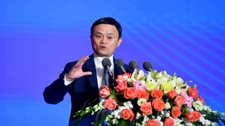 Alibaba founder Jack Ma reappears from the dark dungeons of distress!