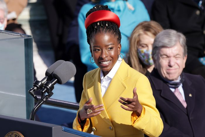 The Highlight of Joe Biden's Inauguration – was this Young Poet