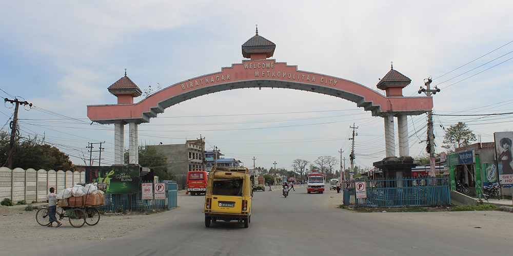 Air pollution in Biratnagar reaches red zone, Metropolis warns residents