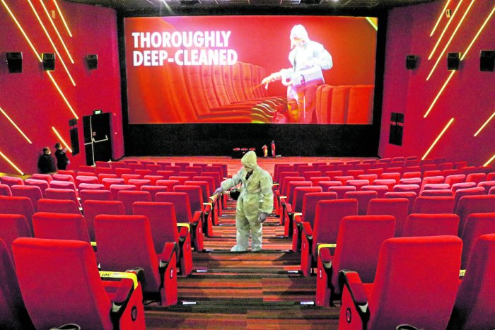 Cheers for Cinegoers – Cinemas to be monitored for health and safety