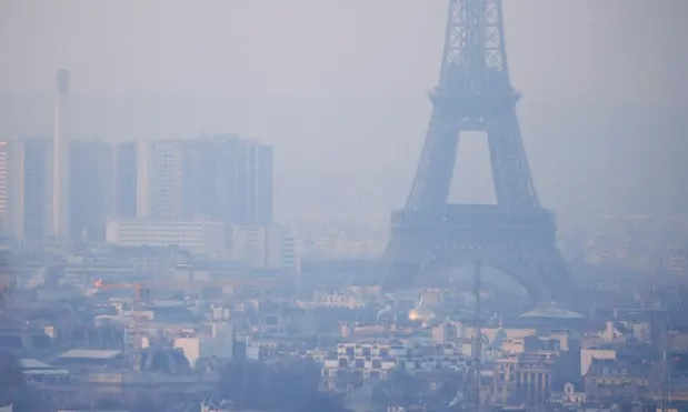 WHO states that air pollution causes over 7 million deaths each year