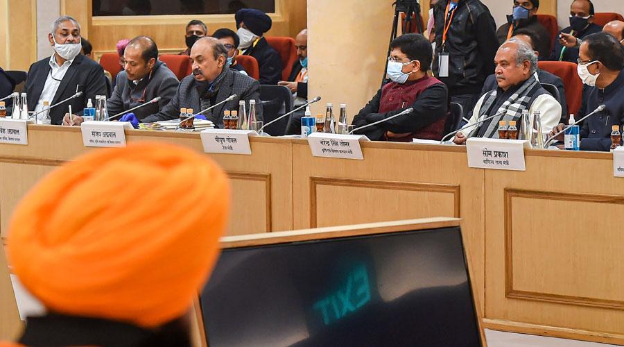 Indian farmers agitation: Another Round of talks fail