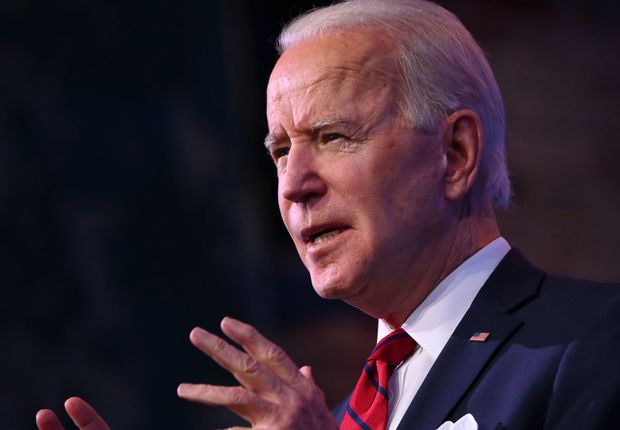 For Joe Biden, it is BACK TO THE FUTURE to UNDO THE PAST
