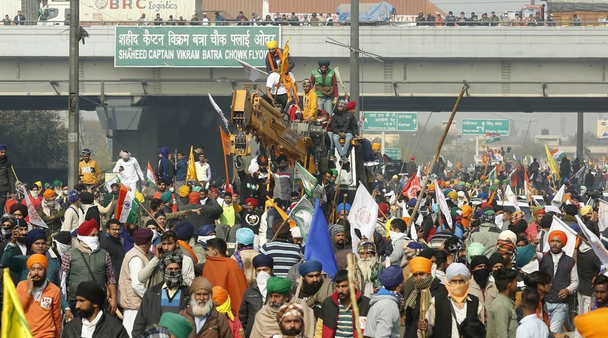 Both Indian Government and Farmers brace for NEXT round of confrontation