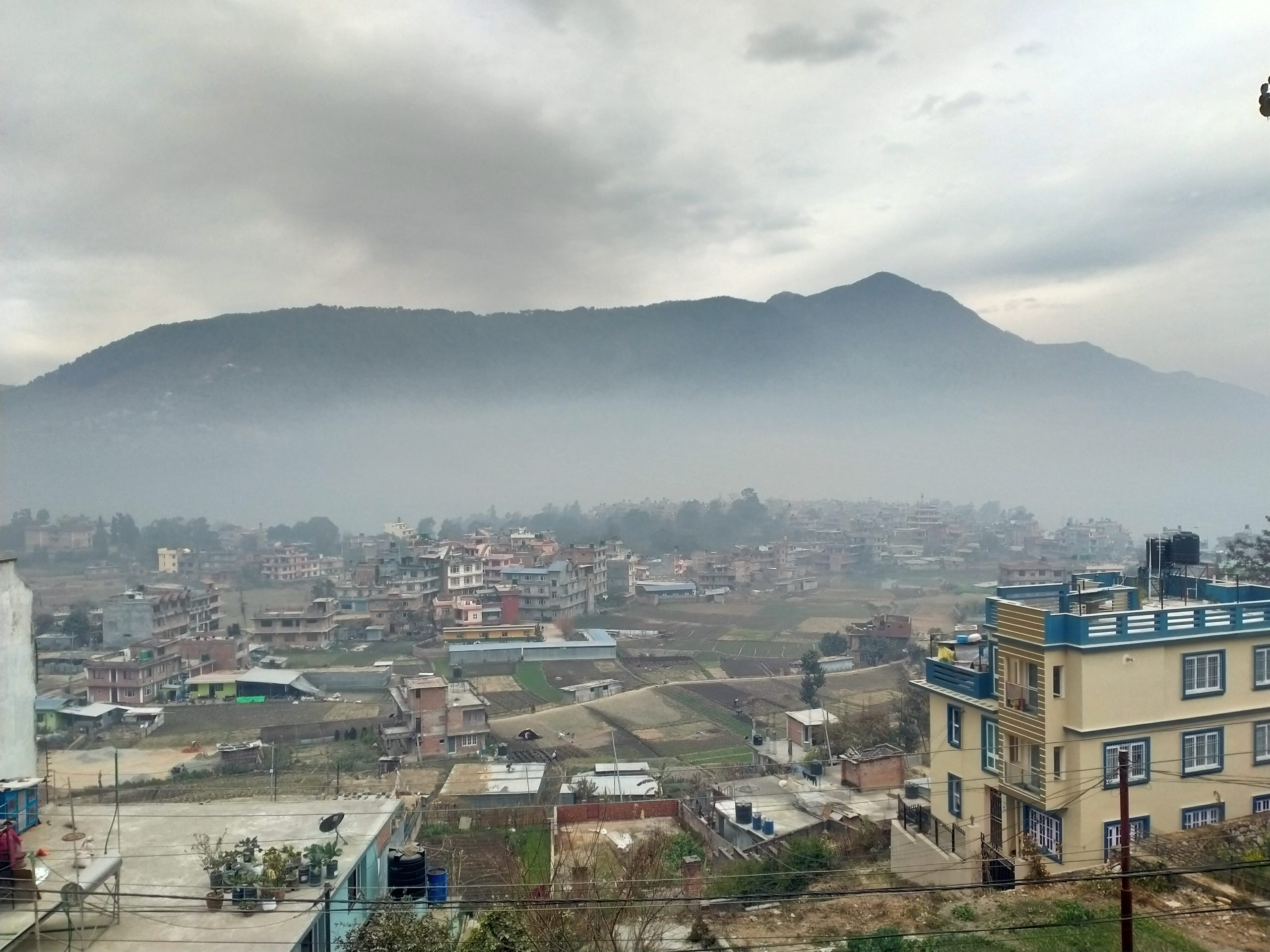 Kathmandu ranked as 96th most polluted city, residents advised not to leave home in the morning