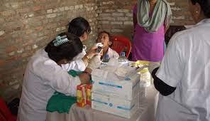 139 children receive treatment in Simraungadh health camp