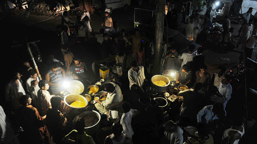 Pakistan reels under massive power cut