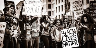 White lives matter more than Black – Capitol siege in Black and White