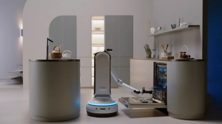 Troubled by your maid – Buy a Samsung Robot!