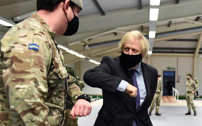 Boris Johnson fights Against SCOTTISH INDEPENDENCE