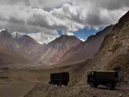 Another clash between Indian and Chinese soldiers at Naku La in north Sikkim