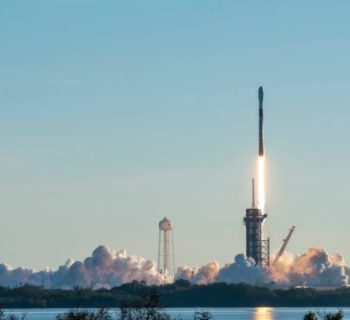 SPACEX LAUNCHES ITS FIRST BATCH OF 60 STARLINK SATELLITES IN 2021