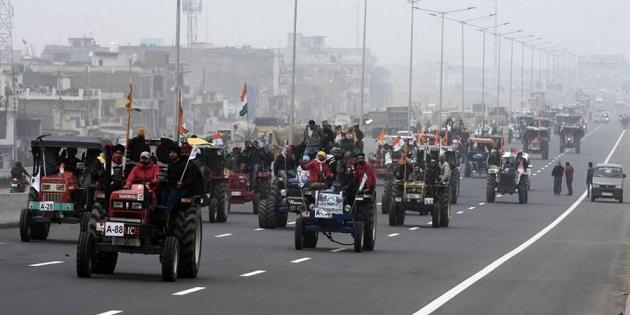 Agitating Indian farmers plan Tractor Rally as talks falter