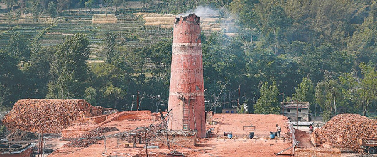 Around 40 per cent brick industries shut across the country