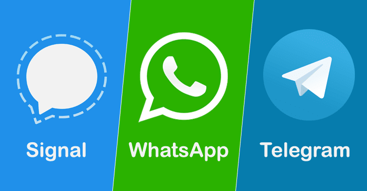 Exiting WhatsApp, Here is how to fortify Telegram and Signal