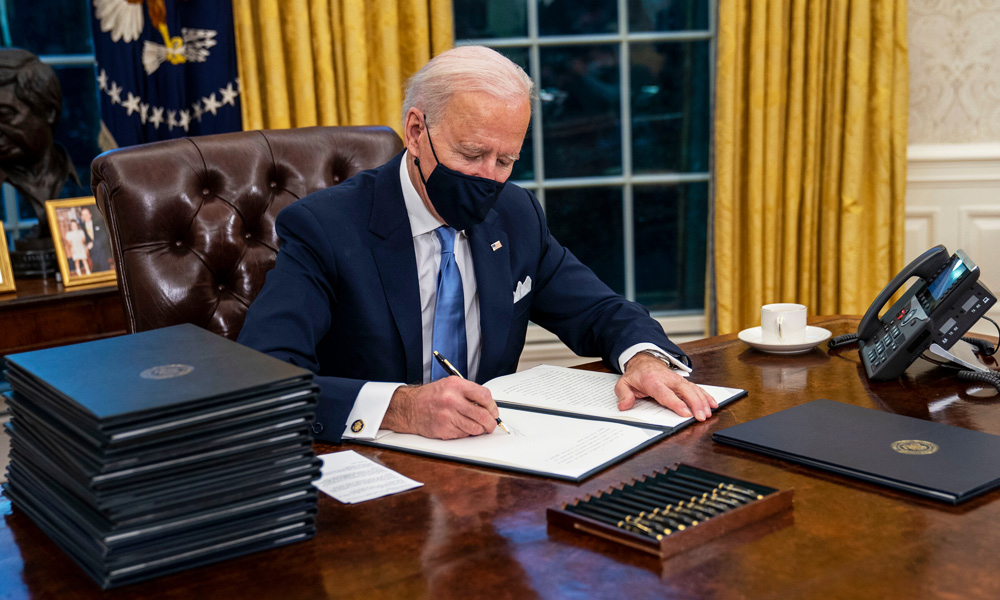 DV ban to be lifted, Biden prepares to resume lottery soon