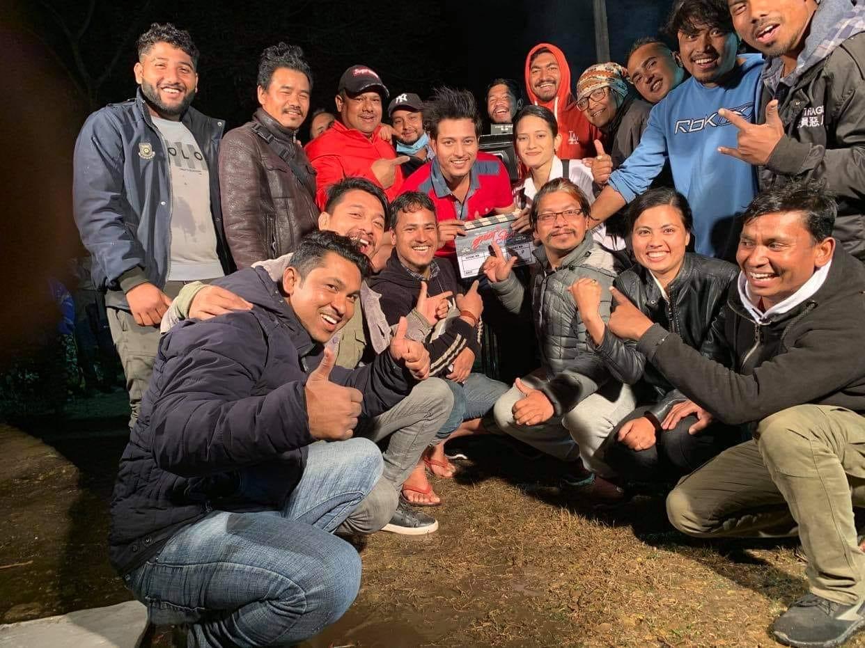 'Krishna-Leela' shooting completed