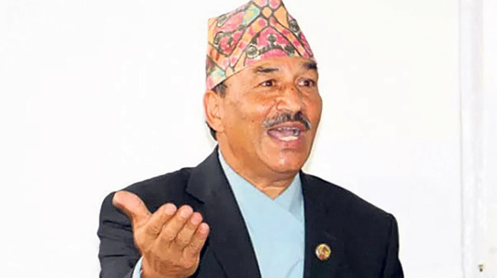 Kamal Thapa urges the Government to protest against India over Kanchanpur incident