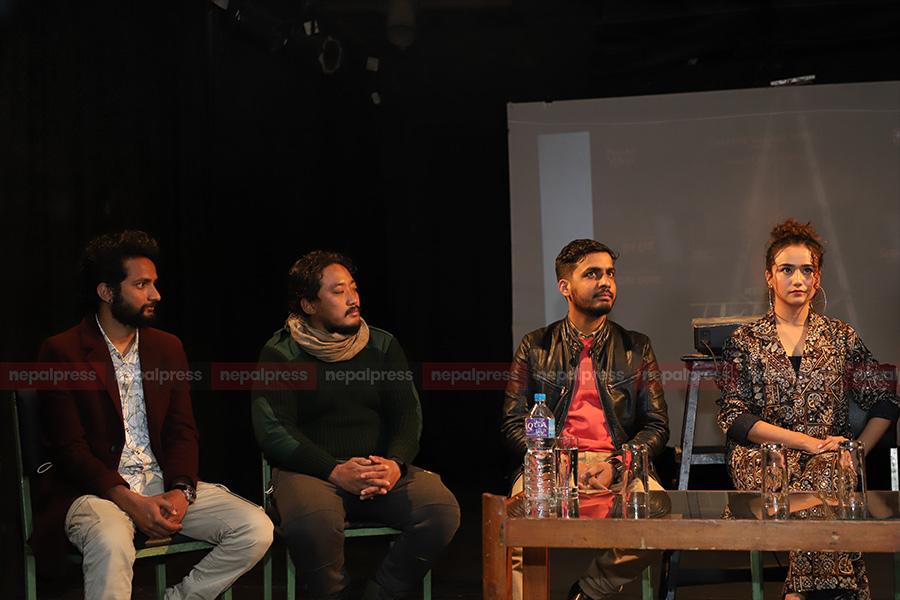 Palpasa Cafe to be staged at the theatre, Swastima Khadka playing Palpasa