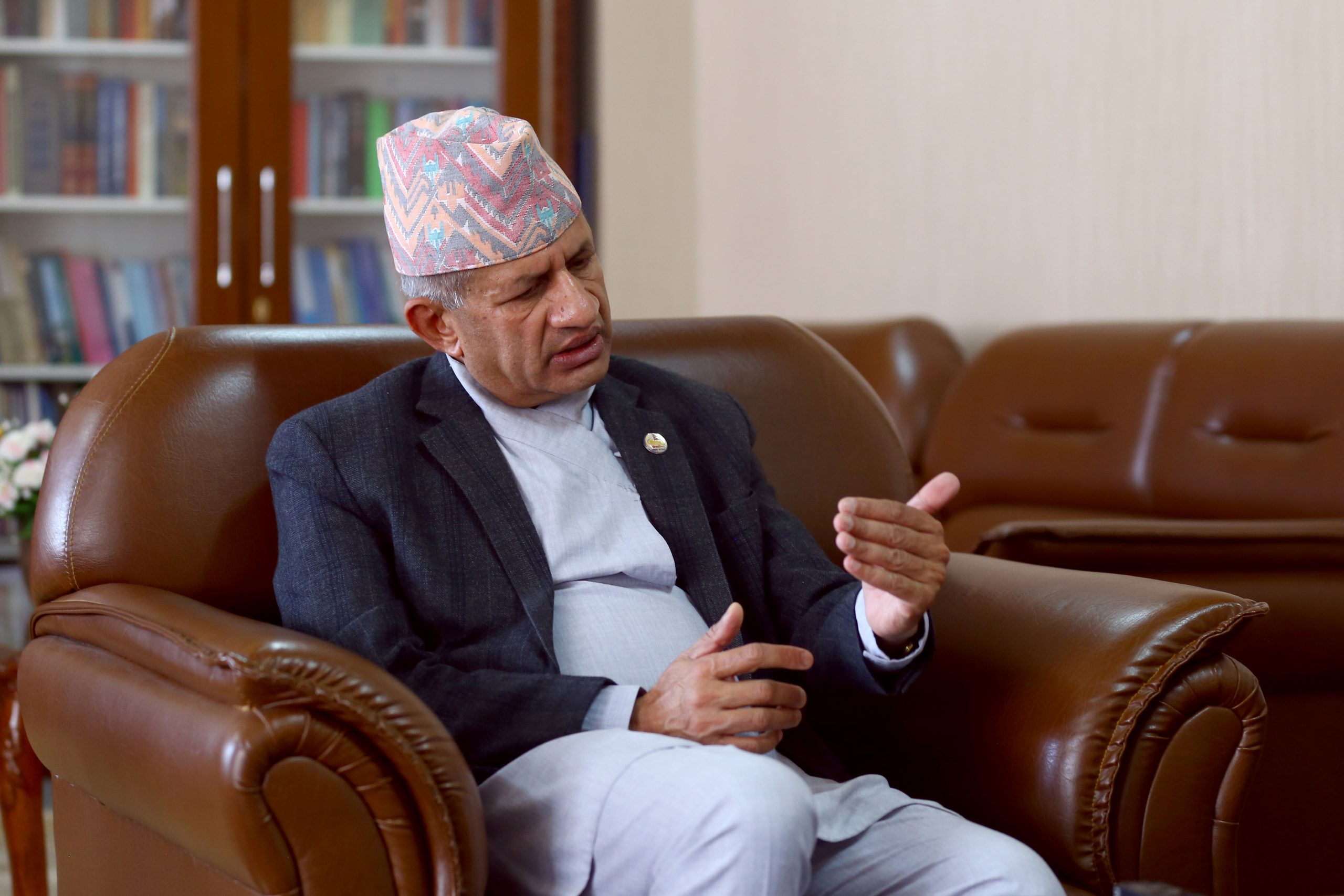 Trust from people returned to the people: Minister Gyawali