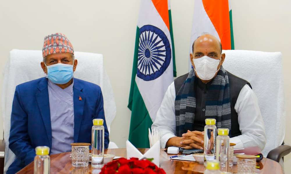 Foreign Minister Gyawali returns to Kathmandu after bilateral discussions in New Delhi