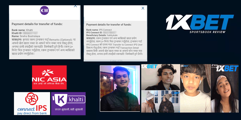 Nepal Press News Impact: 1XBet removes payment platforms, YouTubers remove ads