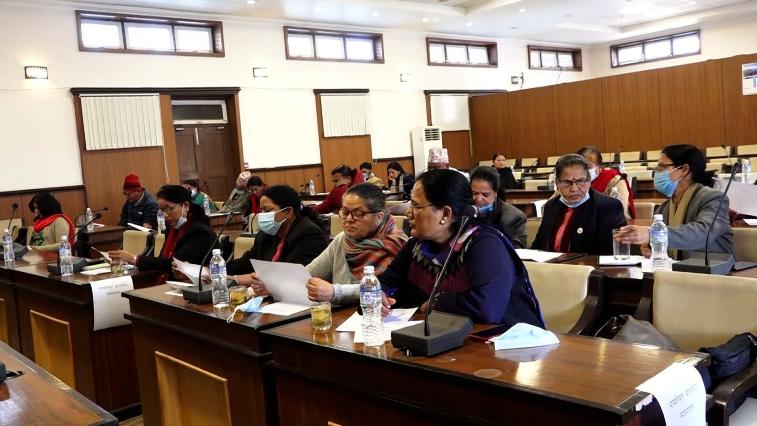 Parliamentary Committee's concern against Gender-Based Violence: Demands life imprisonment for rapists