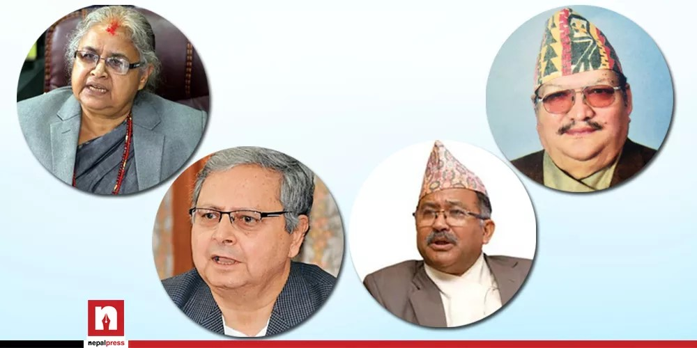 Four former Chief Justices reach Supreme Court with written response