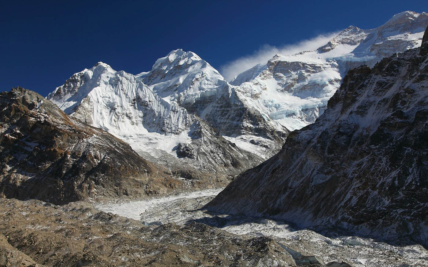 New trekking route to Kanchenjunga