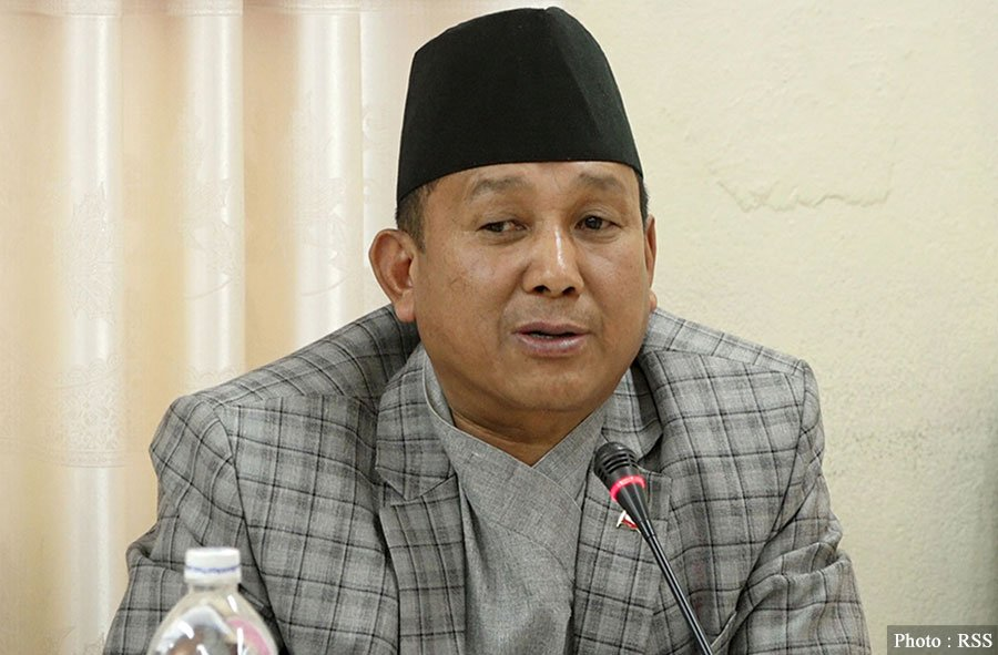 We will regulate social media without affecting freedom of expression: Parbat Gurung