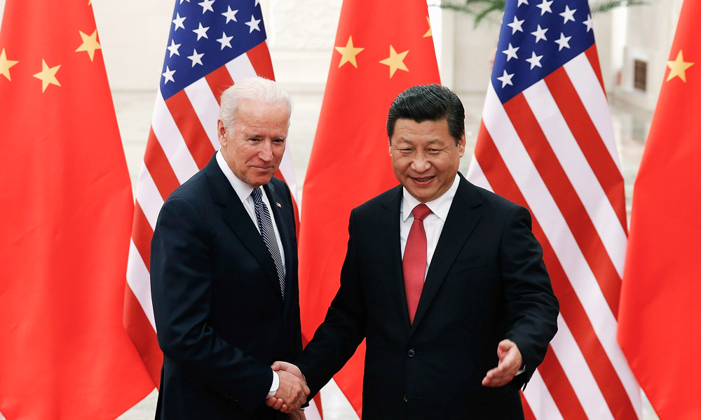 Telephone conversation between Biden and Xi, signals change in US policy towards China