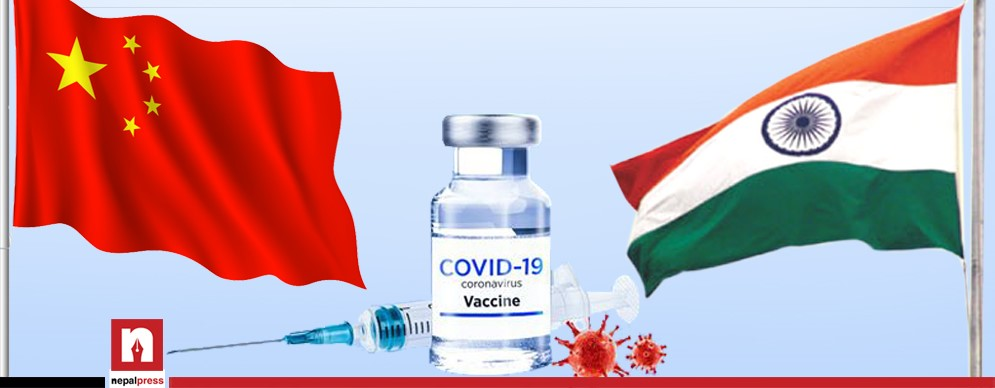 India and China's Vaccine Diplomacy with Nepal: How much vested interest?