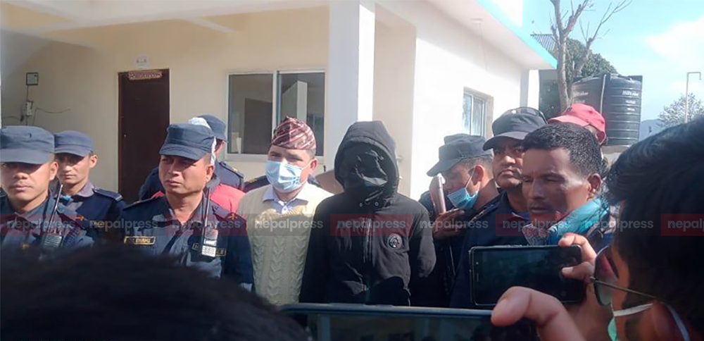 Accused of Bhagirathi murder case made public
