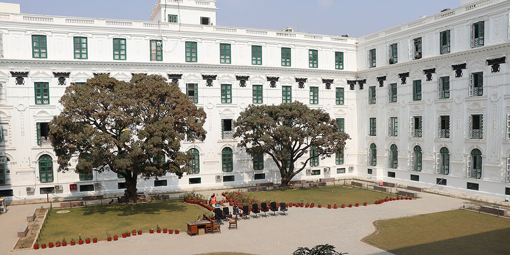 Office of the Prime Minister moving to Singha Durbar today
