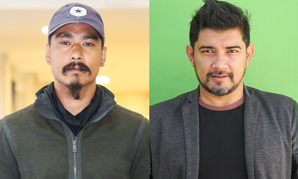 Saugat Malla Collaborating with Subarna Thapa for 'The Secrets of Radha'