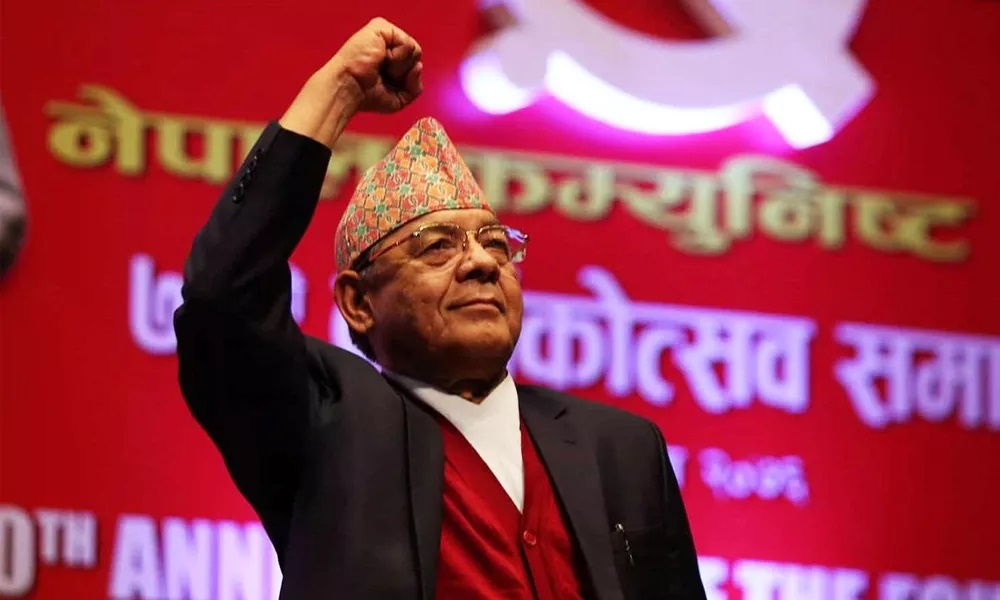 Bamdev urges Oli and Prachanda to convene a Secretariat Meeting in Dhumbarahi