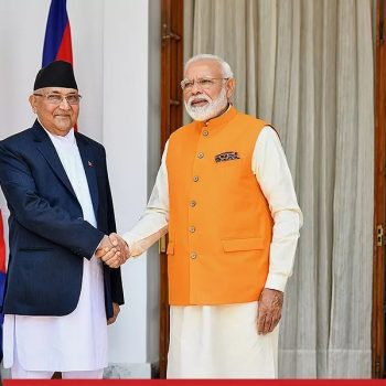 India neutral or making moves on political ups and downs of Nepal?