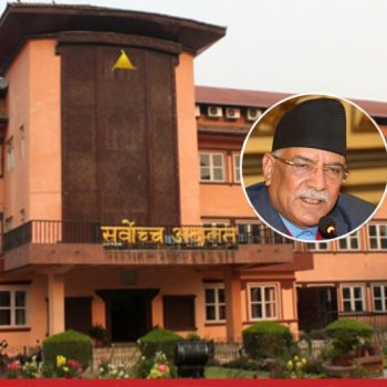 Mathematics breakdown in Parliament: Lifeline to Oli, injury to Madhav