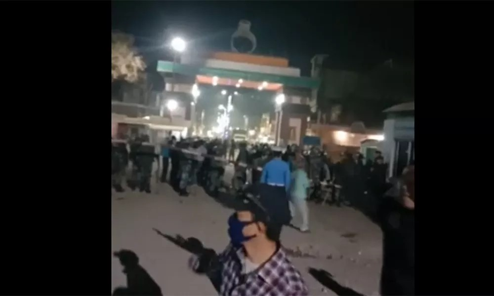Abuse of Nepali woman by Indian SSB in the name of checking