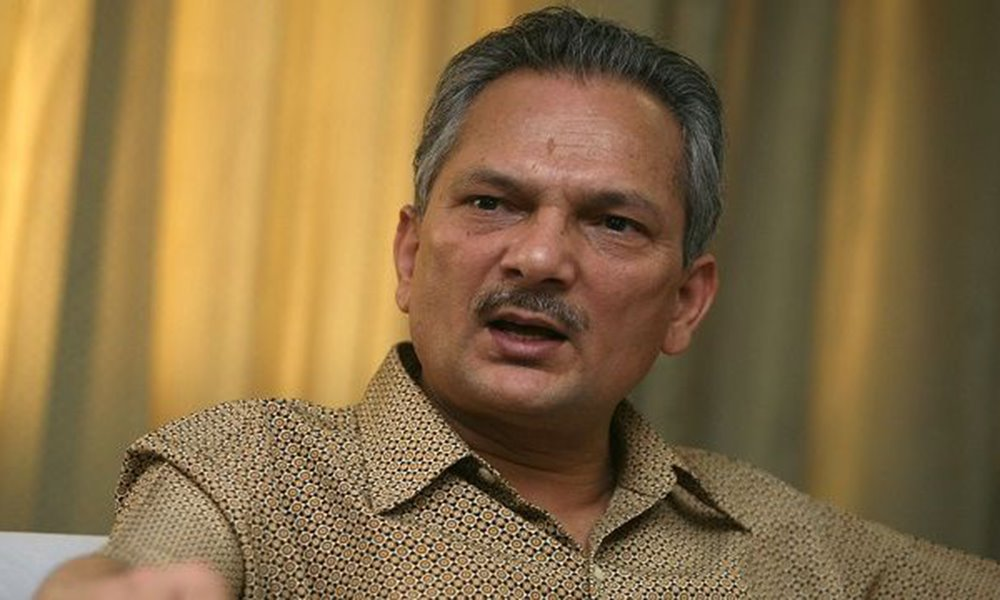 Dr. Bhattarai expresses dissatisfaction over Nepal's new map on Indian media