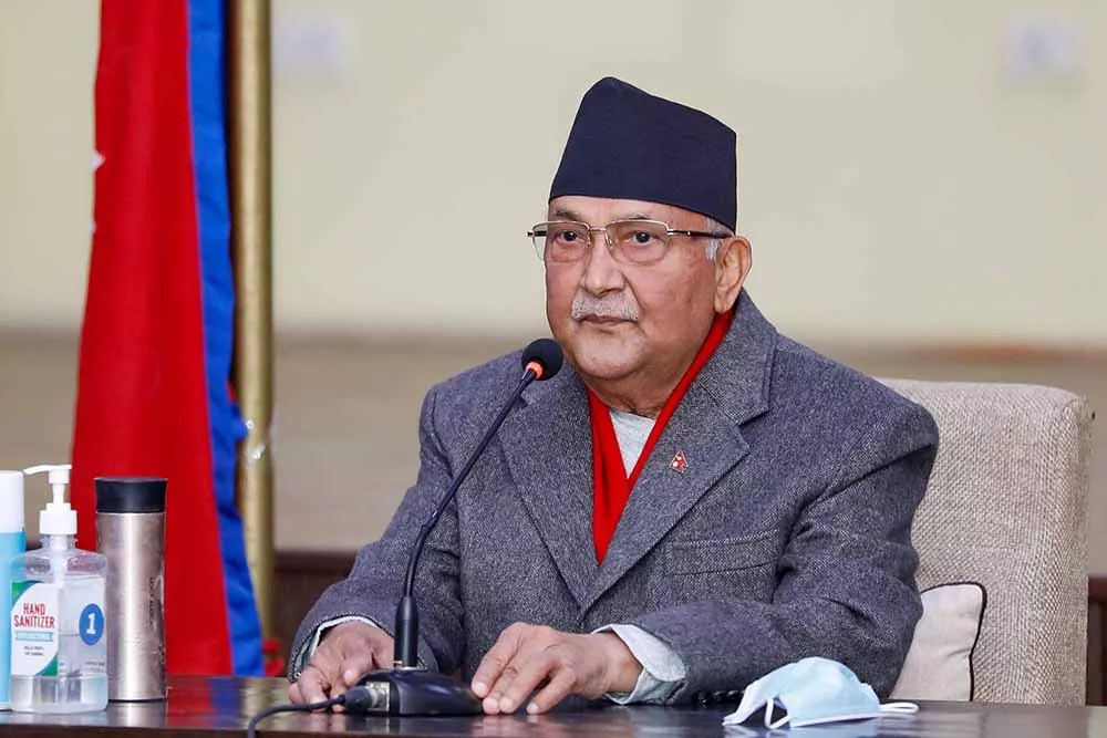 Meeting of ruling CPN MPs to be held today, Prachanda-Madhav also informed
