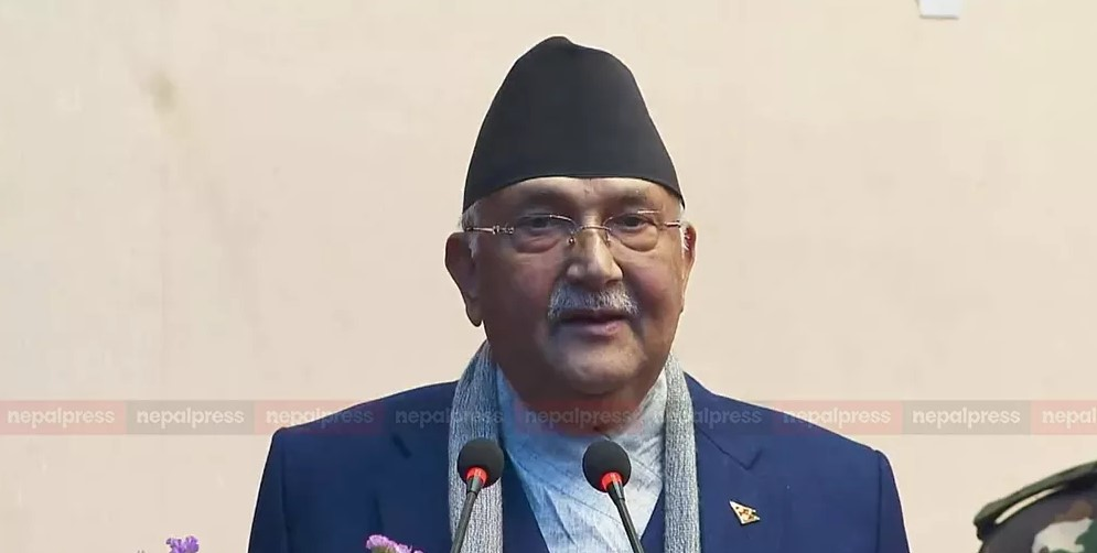 Declaration by PM: Nepal is self-sufficient in meat, powdered milk, eggs and butter production