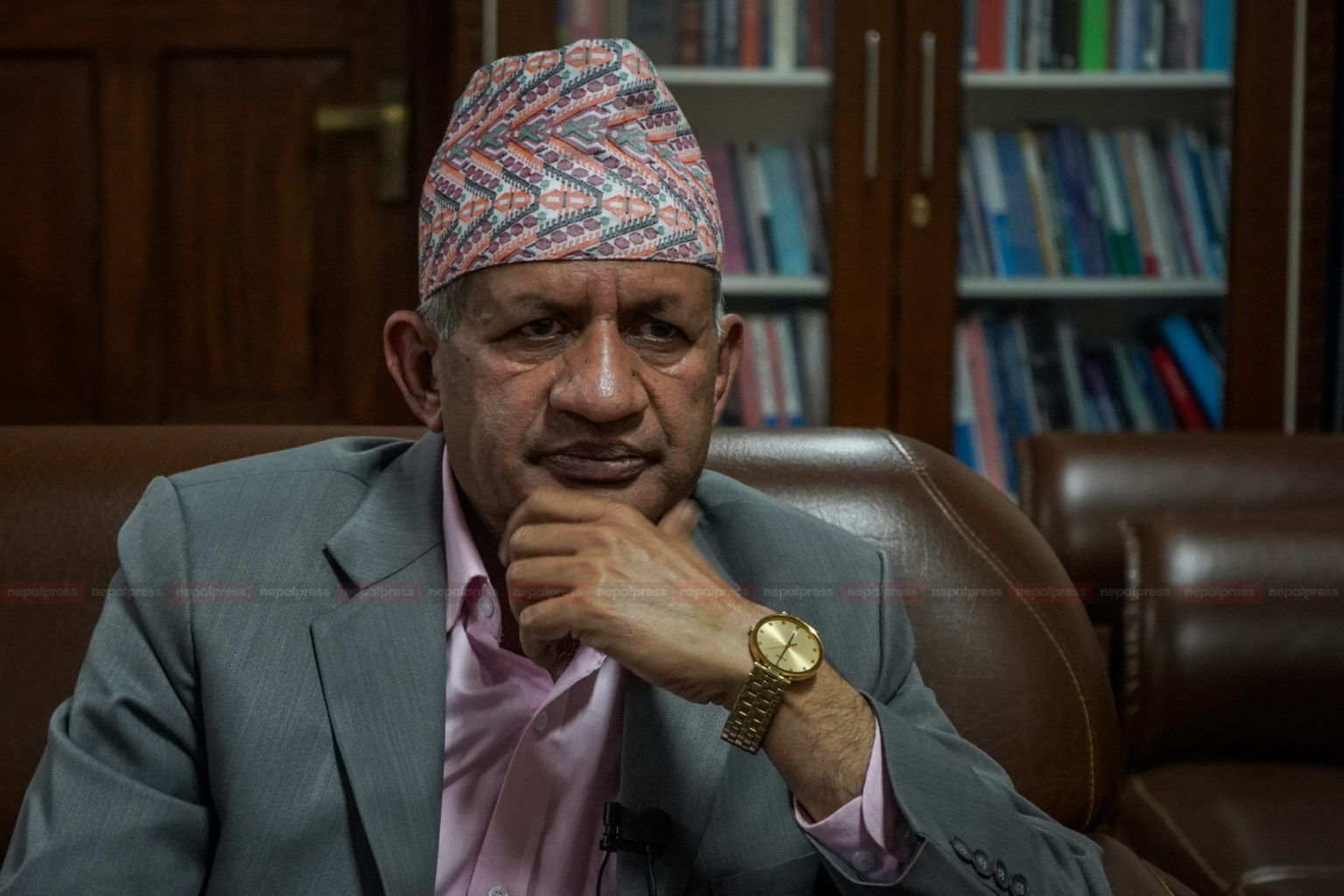 This is the new UML, endless complaints like yesterday shall not be accepted: Pradeep Gyawali