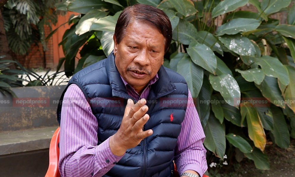 If Congress has to lead the government, I have a claim on Prime Minister: Prakash Man Singh