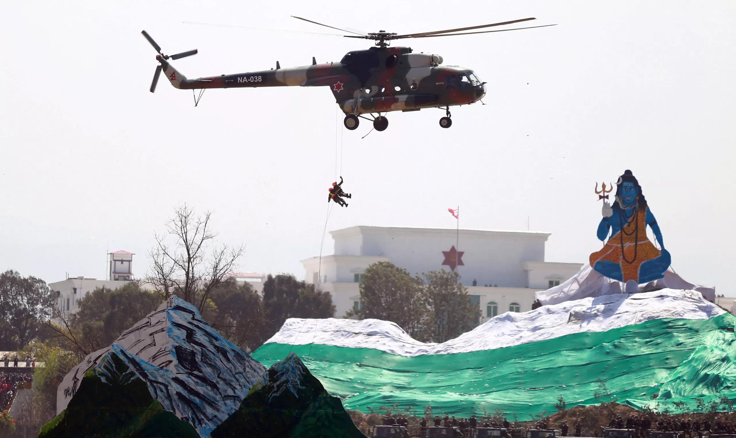 Celebration of Army Day