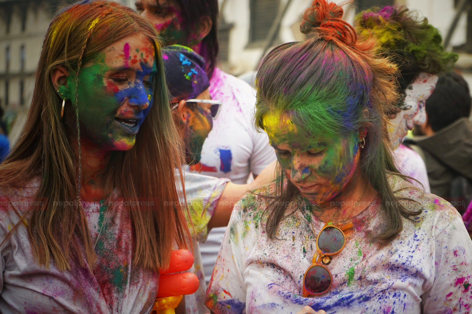 COVID decreases vibrance of Holi celebrations