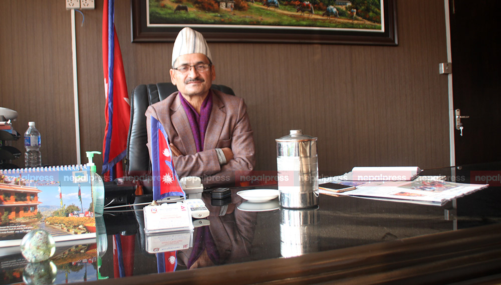 Success of Melamchi came from understanding the interest of our PM: Minister Mani Chandra Thapa