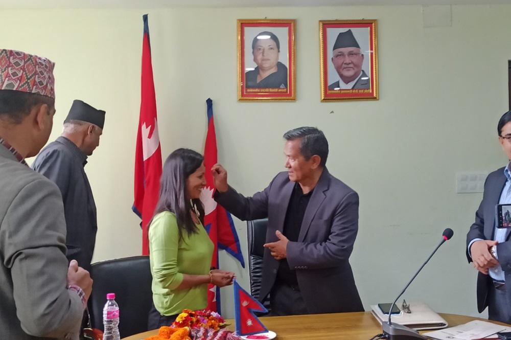 Journalist Shrestha to set record by climbing Mt Annapurna