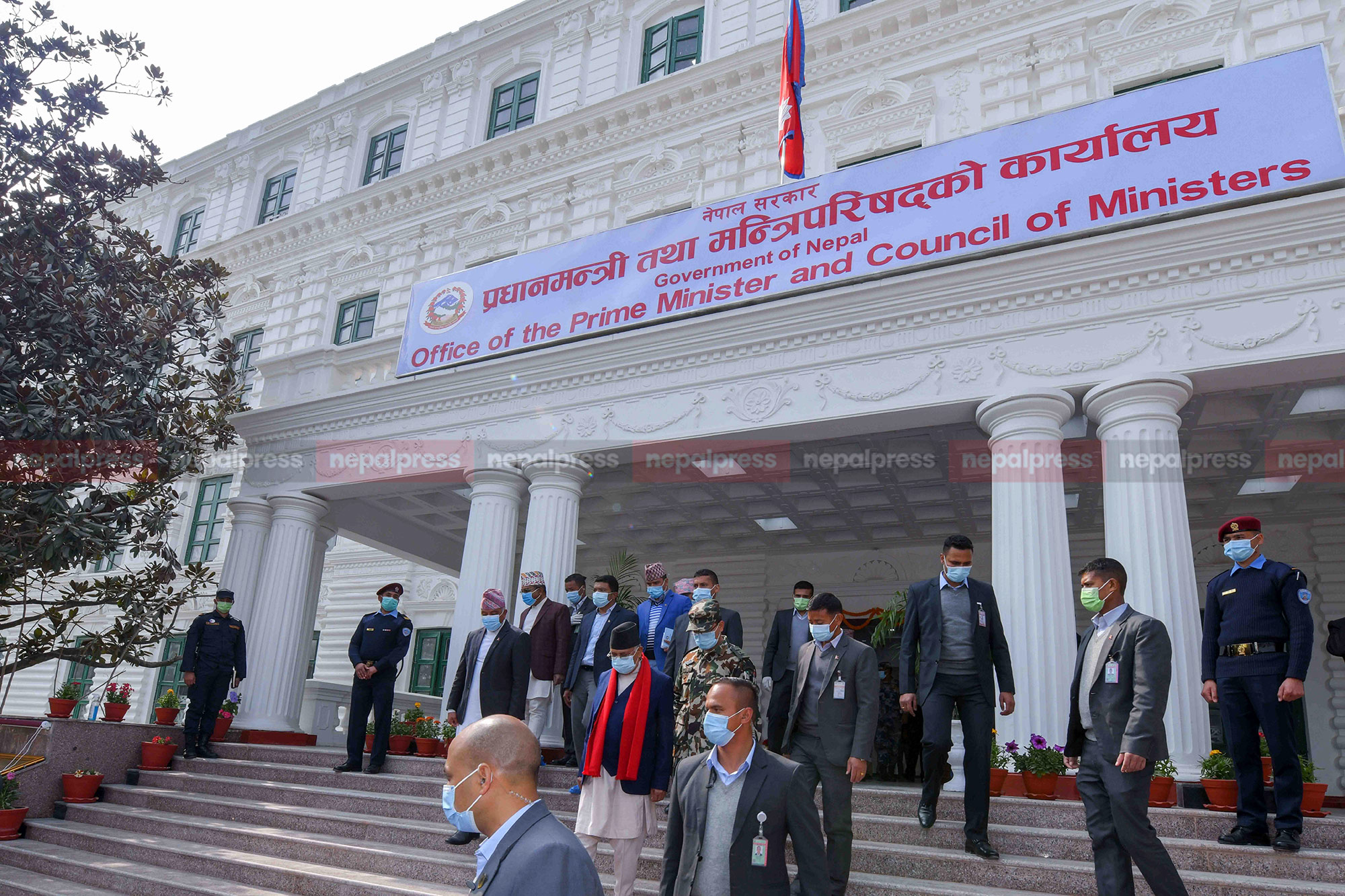 Government negotiation team formed to hold discussion with Biplav, statement coming soon